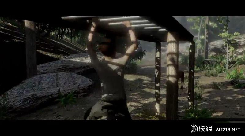 《超凡雙生》PS3截圖