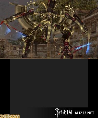 异度之刃(New3DS)游戏图片欣赏
