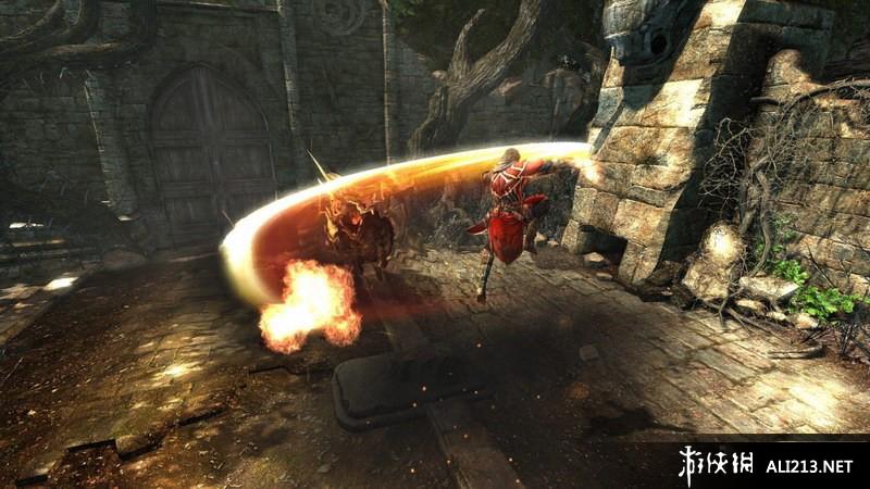 《恶魔城 暗影之王 收藏版》XBOX360截图