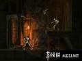 《惡魔城 暗影之王 命運之鏡》3DS截圖