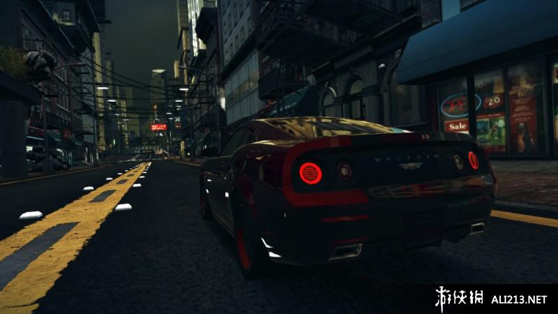 《山脊赛车 无界》PS3截图
