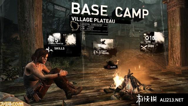 《古墓丽影9 年度版》PS3截图