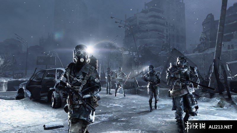 《地铁 归来》PS4截图