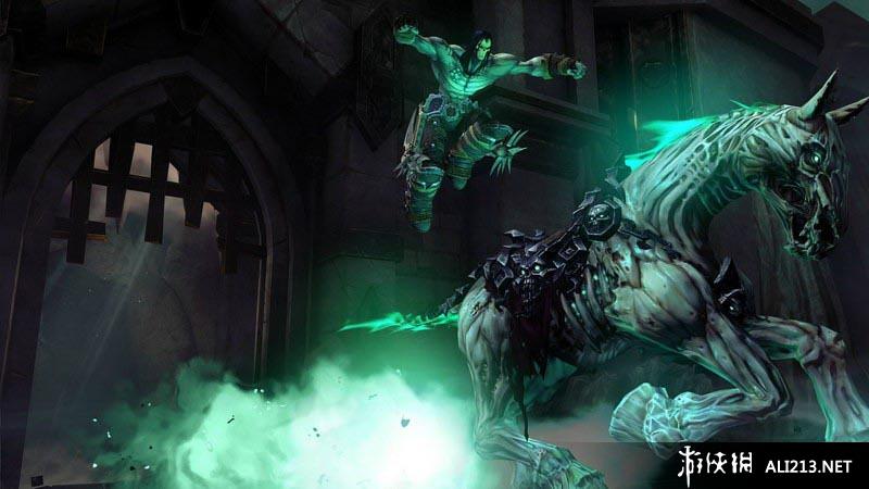 暗黑血统2:终极版 Darksiders II Deathinitive Edition