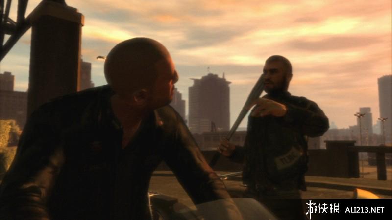 《侠盗飞车4 自由城故事》PS3截图
