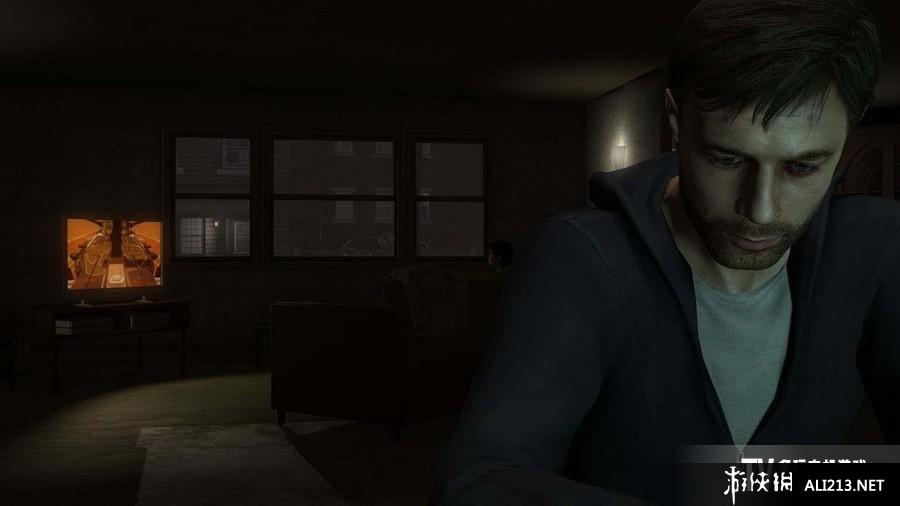 《暴雨》PS3截图