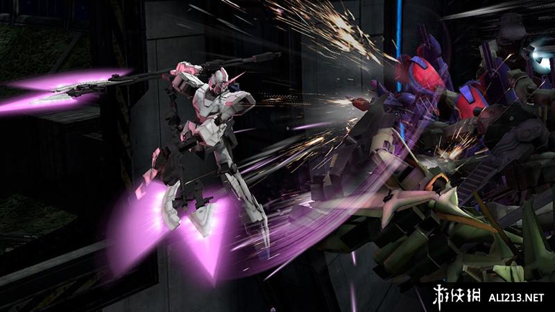 《真高达无双》PS3截图