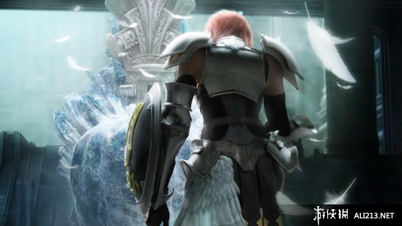 《最终幻想13-2》3DS截图