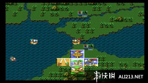 《大航海时代2(PS1)》PSP截图