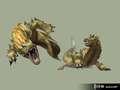 《怪物猎人3》WII截图-268
