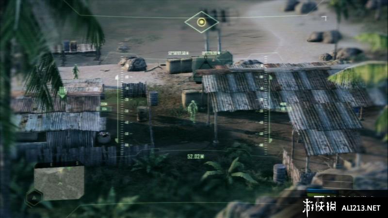 《孤岛危机(PSN)》PS3截图