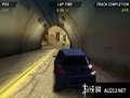 《极品飞车13 变速》PSP截图