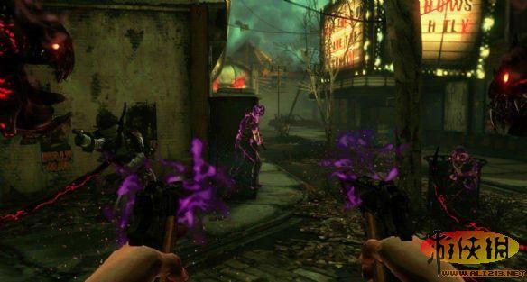 《黑暗2》游戏截图5
