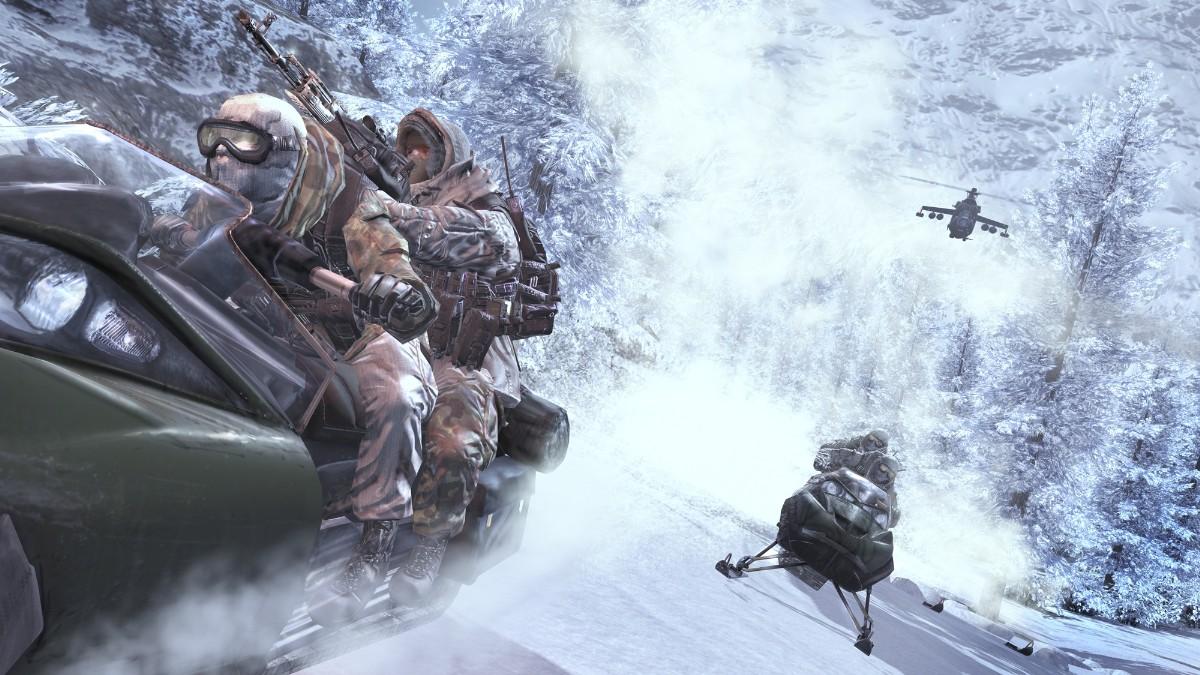 使命召唤6:现代战争2重制版/COD6/Call Of Duty: Modern Warfare 2 Campaign Remastered(无需战网)