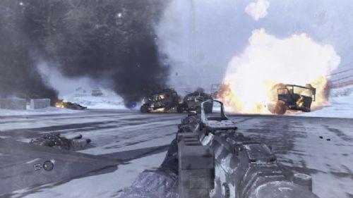 《使命召唤6现代战争2》精美游戏截图(第一辑)-51