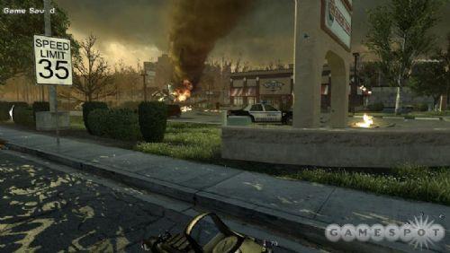 《使命召唤6现代战争2》精美游戏截图(第一辑)-25