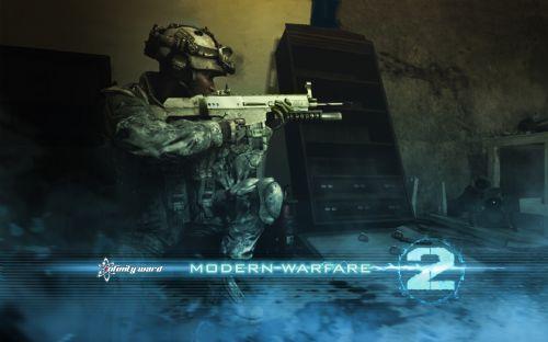 《使命召唤6现代战争2》高清壁纸-6