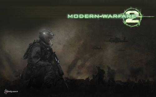 《使命召唤6现代战争2》高清壁纸-8