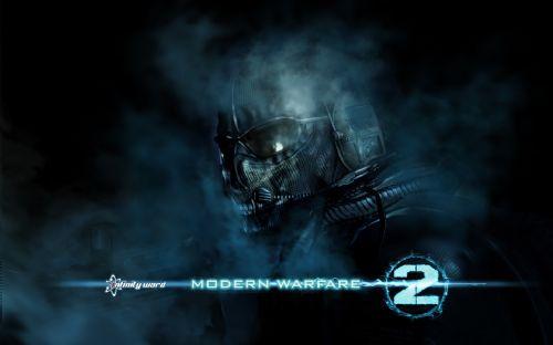 《使命召唤6现代战争2》高清壁纸-4