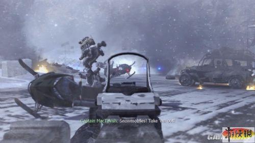 《使命召唤6 现代战争2》游戏截图-22