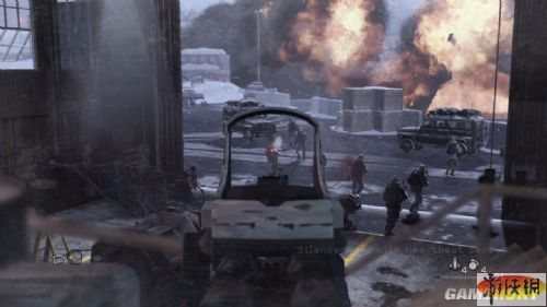 《使命召唤6 现代战争2》游戏截图-40