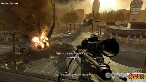 《使命召唤6现代战争2》精彩截图-3