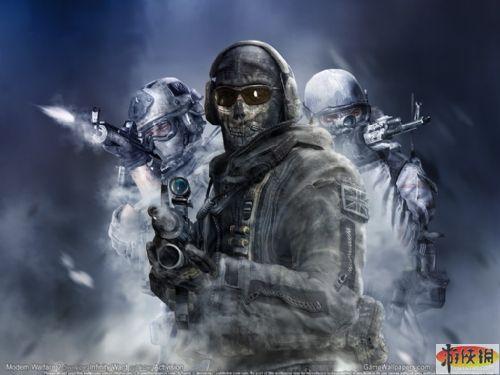 《使命召唤6现代战争2》游戏壁纸【1024x768】-1
