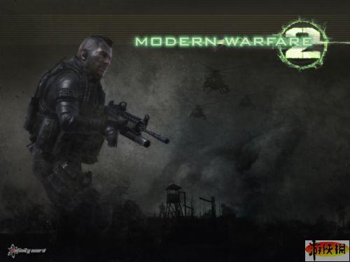 《使命召唤6现代战争2》游戏壁纸【1024x768】-9