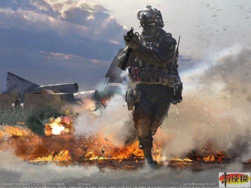 《使命召唤6现代战争2》游戏壁纸【1024x768】-10