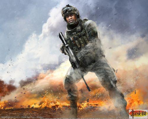 《使命召唤6现代战争2》游戏壁纸【1280x1024】-4