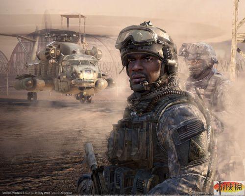 《使命召唤6现代战争2》游戏壁纸【1280x1024】-2