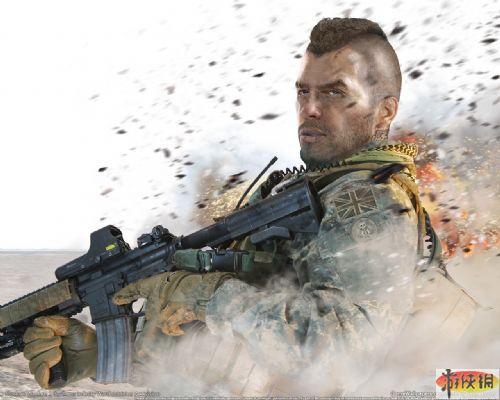 《使命召唤6现代战争2》游戏壁纸【1280x1024】-14