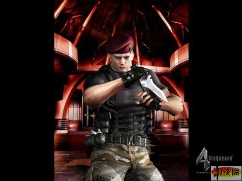 《生化危机4》游戏壁纸(第三辑)-2