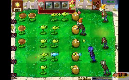 《植物大战僵尸》精美游戏截图—2-3