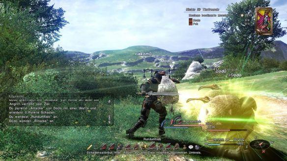 《最終幻想14》游戲截圖-4