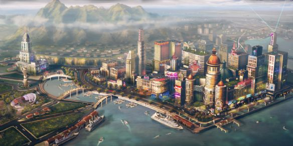 《模拟城市5》游戏截图-3