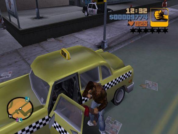 《侠盗猎车手3》游戏截图-4