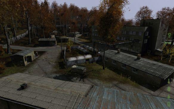 《DayZ》游戏截图-3