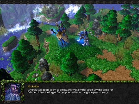 《魔兽争霸3》精美游戏截图—6