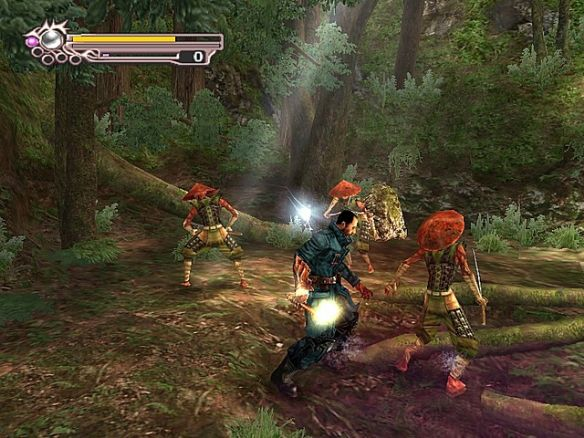 《鬼武者3》游戏截图-9