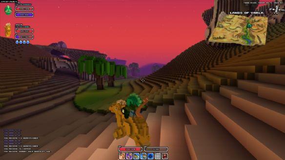 《立方体世界》游戏截图-3