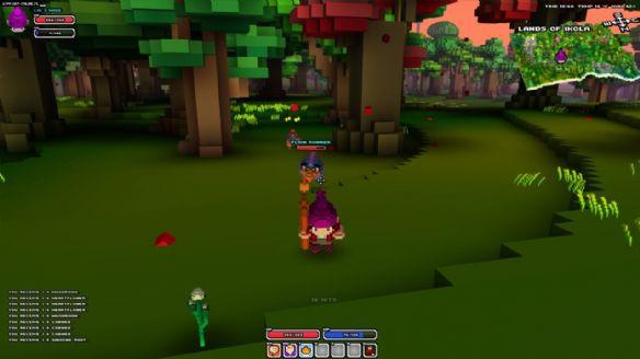 《立方體世界》游戲截圖-3