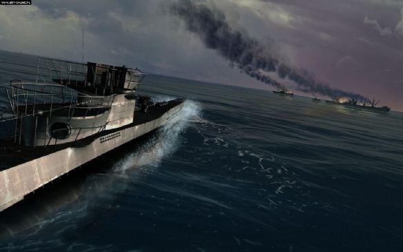 《猎杀潜航5》游戏截图-8