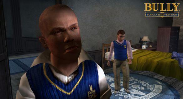 《恶霸鲁尼奖学金版》游戏截图