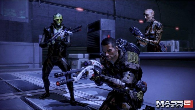 质量效应2/Mass Effect 2插图4