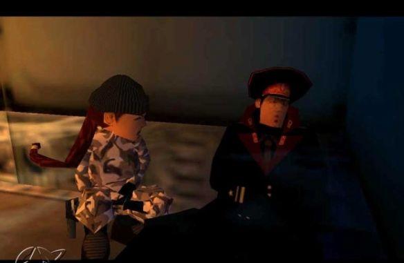 《古墓丽影5》游戏截图