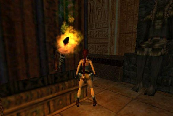 《古墓丽影4》游戏截图