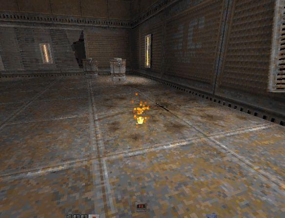 《雷神之锤2》游戏截图