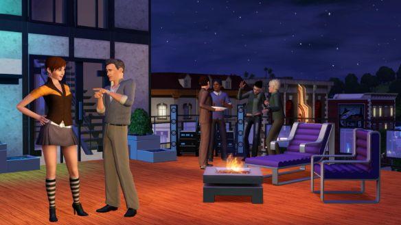 模拟人生3顶级奢华