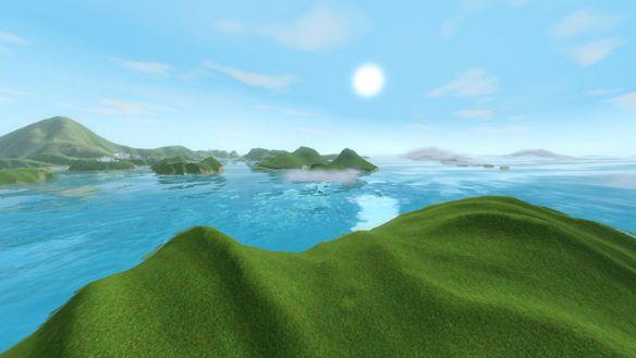 《模拟人生3:岛屿天堂》游戏截图